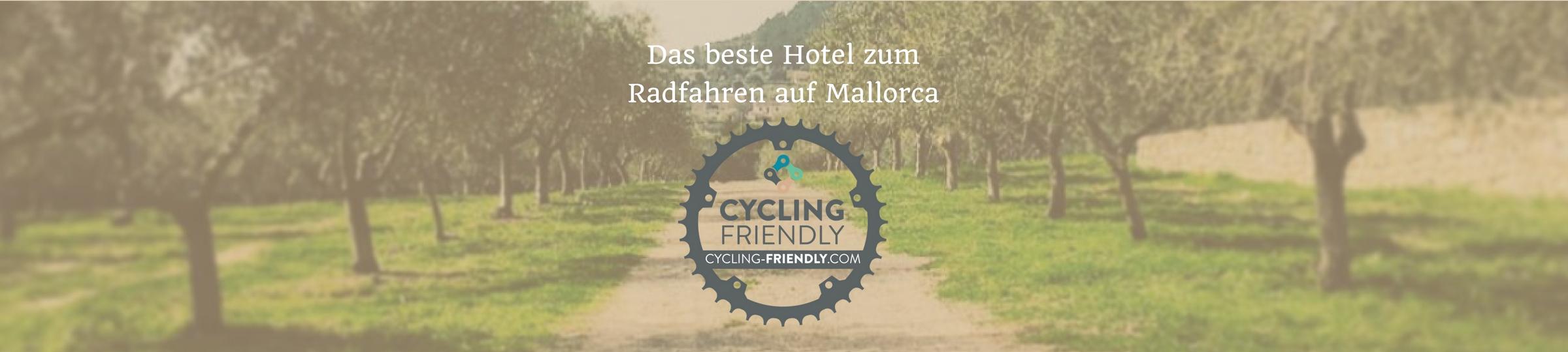 Das beste Hotel zum Radfahren auf Mallorca