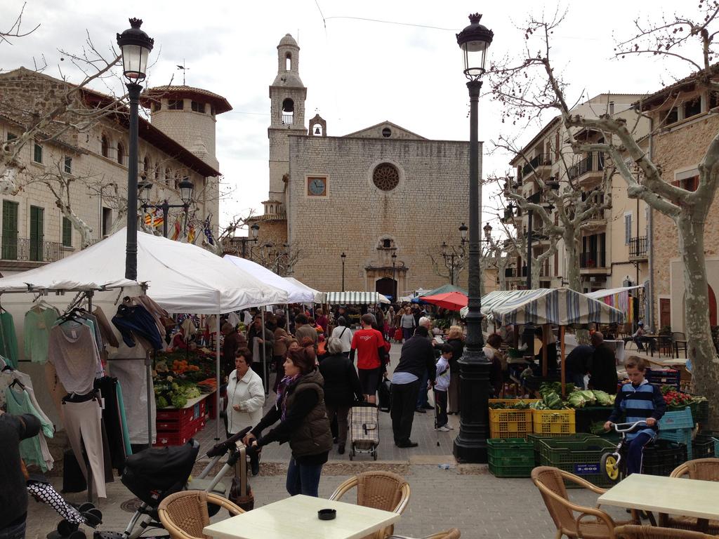 Visite los Mercados de Mallorca
