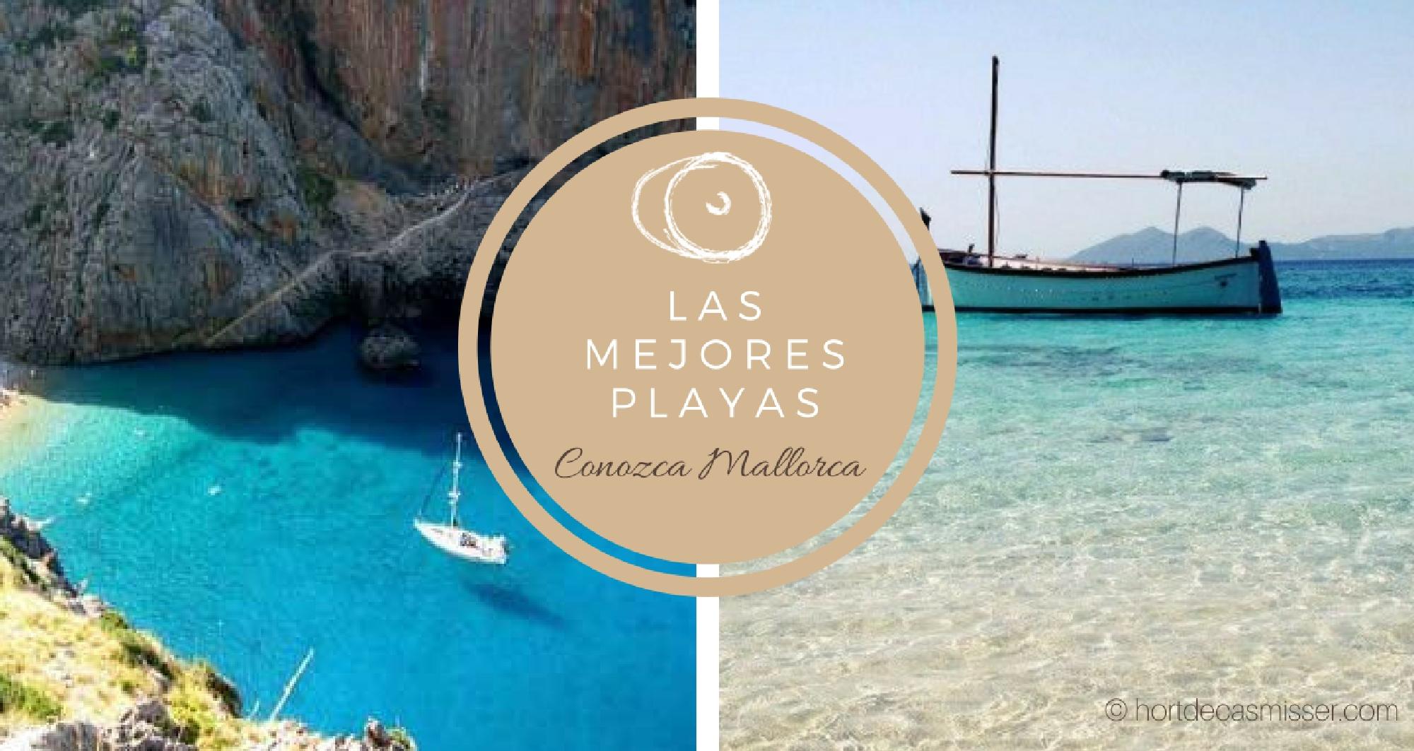 Las Mejores Playa De Mallorca Hort De Cas Misser Portada