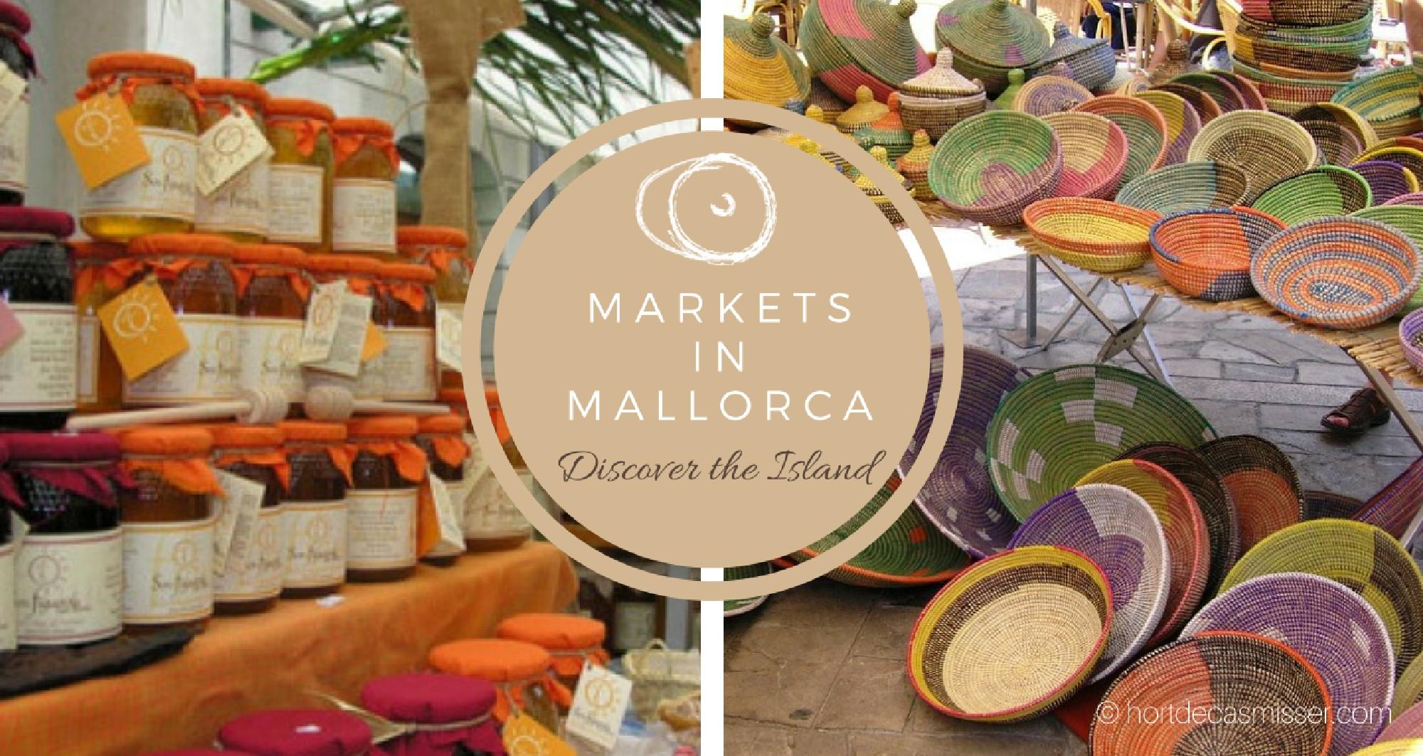 Local Markets in Mallorca