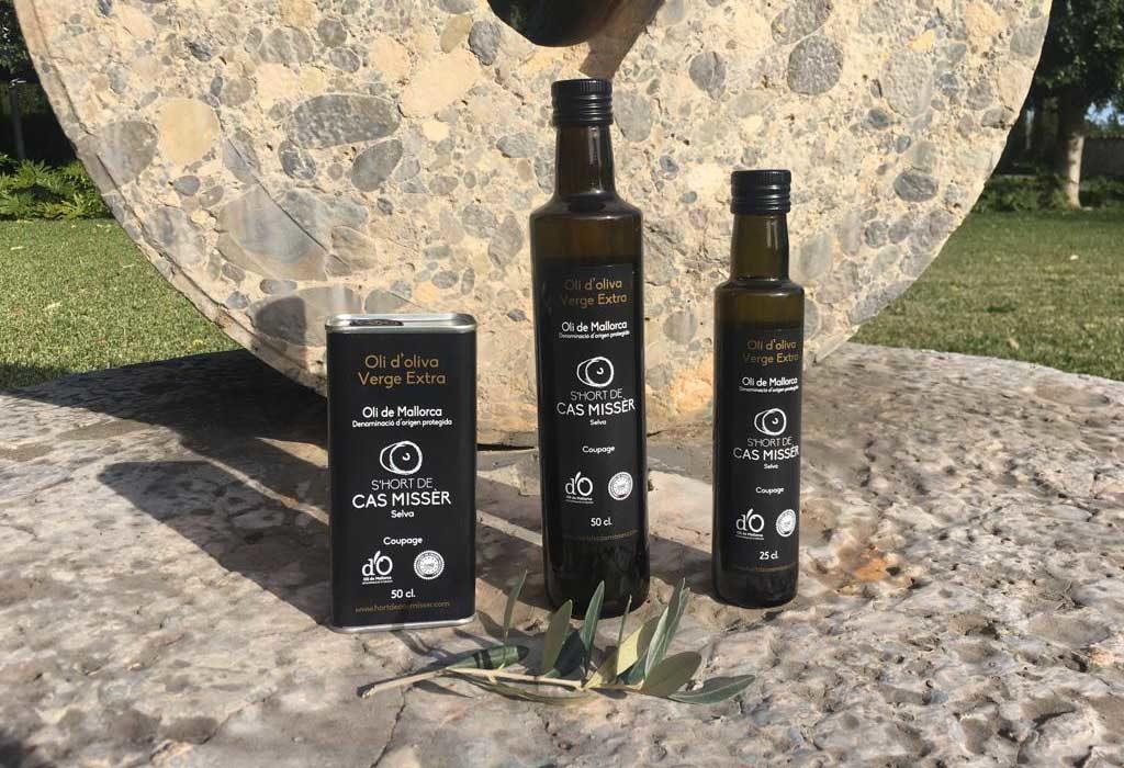 Aceite Oliva 3 S Hort De CasMisser