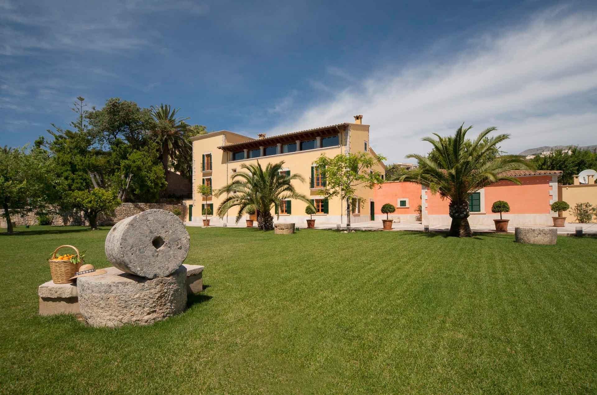Hotel Boutique Hort De Cas Misser Hotel Selva Spain