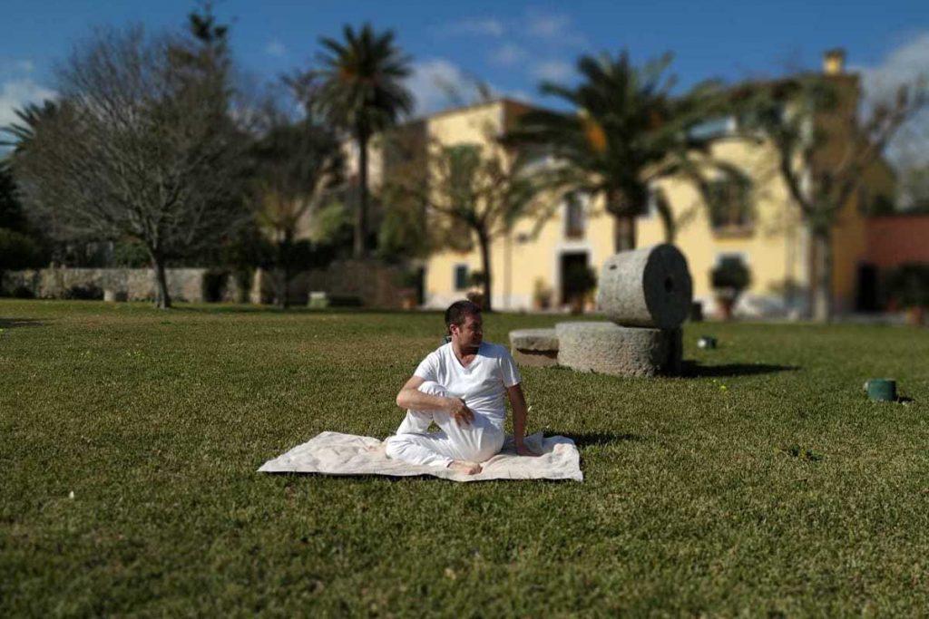 Clases Yoga Hort De Cas Misser